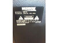 Washburn portable guitar amp.