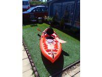 Emotion Spitfire kayak