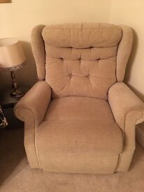 Excellent condition recliner chair