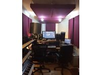 Affordable Soundproofed Music / Recording Studio with WIFI and 24/7 access!! + Business Rate Exempt!