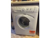hotpoint aquarius wdl540, 1 year old used lightly