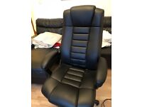 Office chair- black