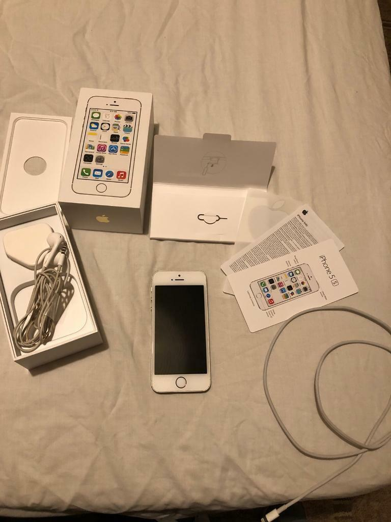 IPHONE 5S 64GB EXCELLENT CONDITION
