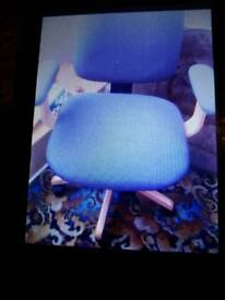 Computer chair swivel new cond