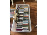Cd's Large collection approximately 140