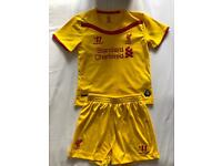 Kids Football Kit - LFC - Age 2-3 yrs