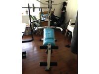 Weider flex exercise bench