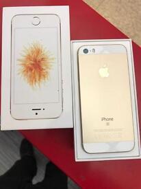 iPhone 6SE 16GB on EE