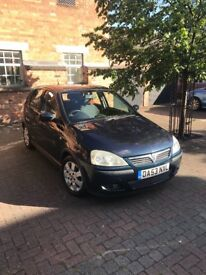 Vauxhall Corsa 1.2 SXI LOW MILEAGE IN EXCELLENT CONDITION