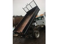 Ford Transit Mk7 Tipper Body Bed 3 Way Complete with Ramp Only Breaking