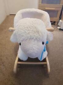 BABY ROCKER SHEEP