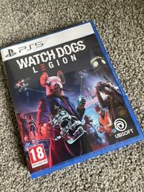 Watch Dogs Legions Ps5