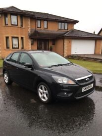 FORD FOCUS ZETEC new model £2995