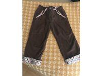 Boden girls trousers