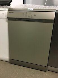 SAMSUNG DW60H3010FV Full-size Dishwasher - Silver