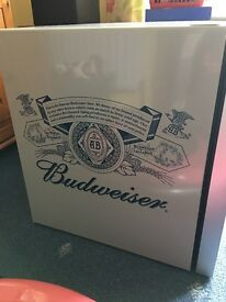 Fridge Husky Budweiser 46 litre drinks cooler