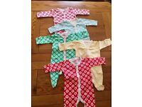 Baby girl clothes - size Up to 1 month - all excellent condition, some not even worn