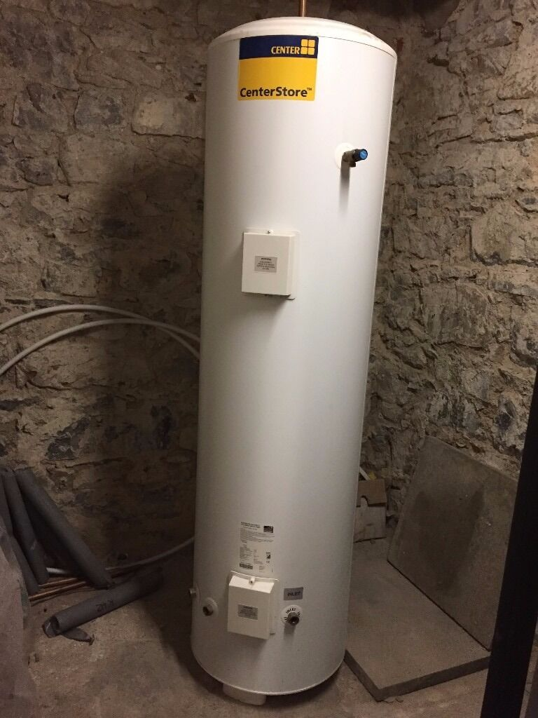 Centerstore Indirect Unvented Hot Water Cylinder 300ltr | in ...