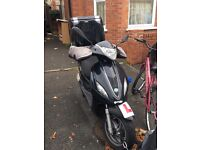 Piaggio fly 125 Ready to work 860£ or Offer