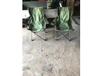 Camping seats
