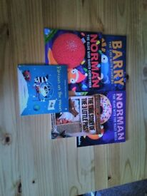 A Collection of 5 Children's Books