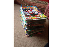 175 Beano Comics, between 2011 and 2015