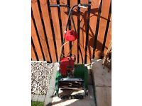 Suffolk Iron Lawnmower