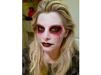 Halloween Mobile Professional Make up Artists / Face painter - makeup artist make-up facepainter art