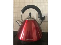 Morphy Richards matching kettle and toaster