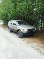 2004 gmc jimmy 4x4