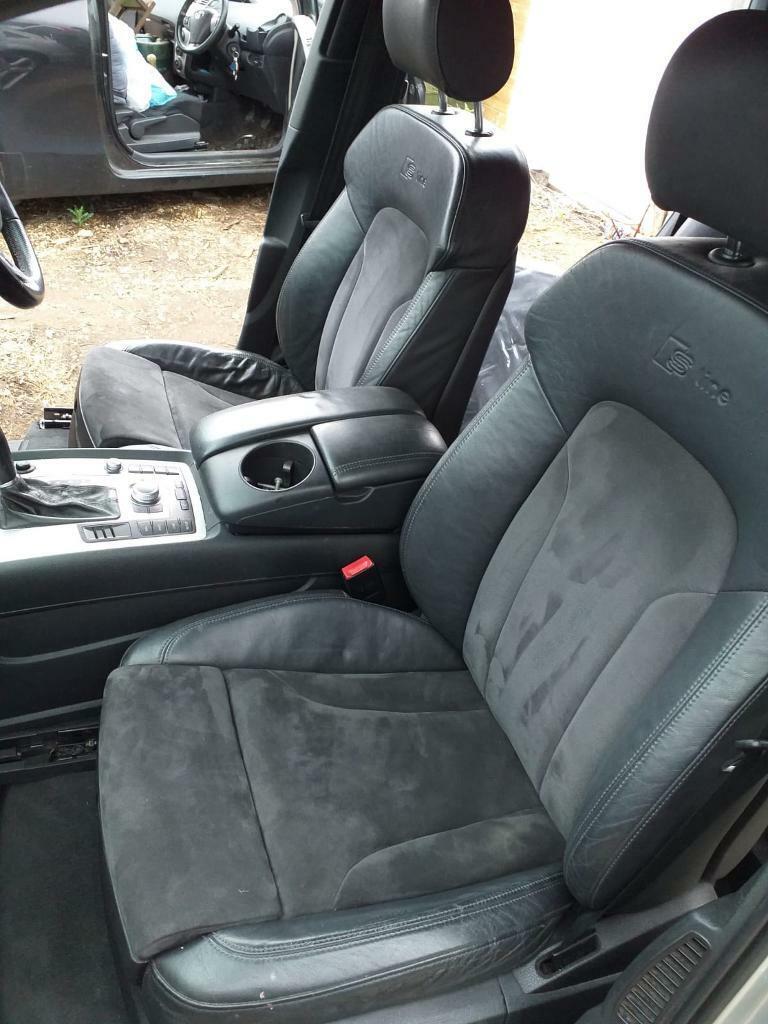 2008 Audi q7 s-line quatro 3.0 TDI