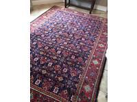 """Persian rug 10'6 x 7'2"""""""