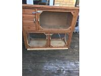 Solid made hutch - Real BARGAIN!!