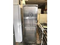 Hotpoint fridge freeze height is 185 cm and width is 60 cm