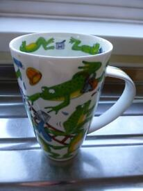 Dunoon frog mug - very large!