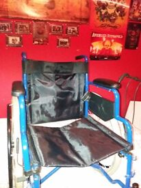 Wheel chair for sale £40 ono