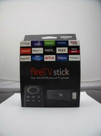 AMAZON FIRE TV STICK WITH KODI 17.6