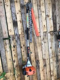 "Stihl HL 100 K 20"" Long Reach Hedge Trimmer"