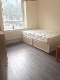 LIVERPOOL STREET/ALDGATE DOUBLE ROOMS FLATSHARE