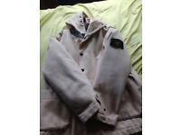 Stone island jacket **not Gucci Armani iPhone bmw **