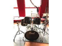 Pearl export full drumkit+lots of extras!!