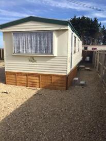 Mobile home for rent 2 bedroom toilet and shower chippenham