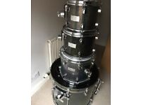 Granite Sparkle Mapex Saturn III drum shell pack