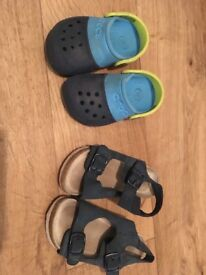 Infant Boys Size 8 Shoes