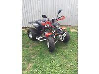 quad bike ram