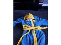 Despicable Me dressing gown