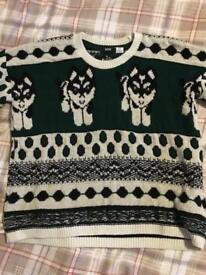 Urban Outfitters Jumper - Vintage style, husky design