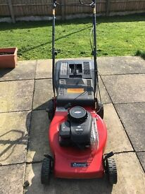 Petrol Lawn Mower - Briggs and Stratton engine