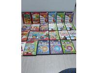 23 CHILDREN STORY & LEARNING PC CD-ROM