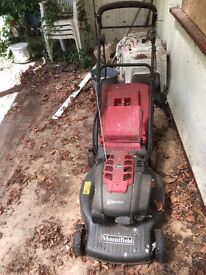 Mountfield RM 65 200cc Mower